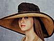 PACIFIC HEIGHTS - Beaded Fab Travel Hat - $125.