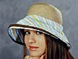 CLEMENTINA - New Look Packable Hat - $45.